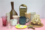 陶器・ガラス製品